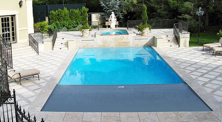 Vinyl Pool Covers Automatic Vinyl Pool Cover Rectangular Pool Cover Sydney Perth