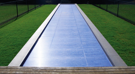 Automatic Pool Covers Hidden Amp Integrated Pool Cover In